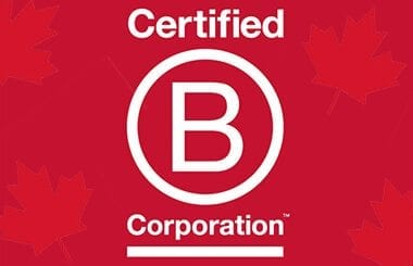 B Corp hits a Canadian milestone