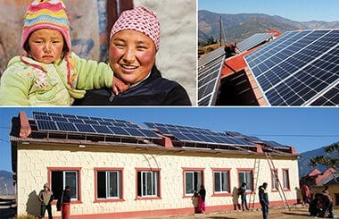 How MaRS client SunFarmer is bringing electricity access to rural communities in Nepal