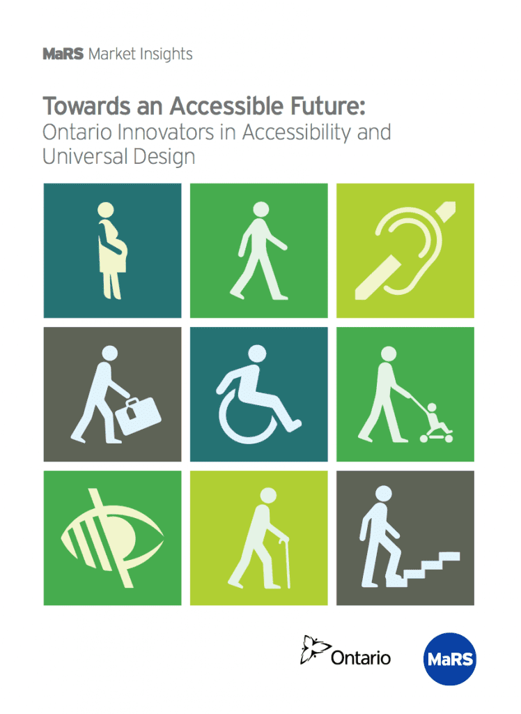 towards an accessible future ontario innovators in accessibility