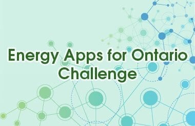 The Energy Apps for Ontario Challenge winners are…