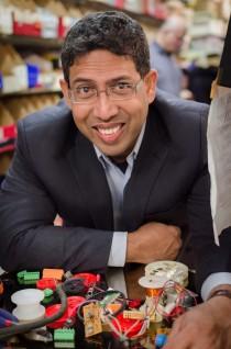 PlayLab founder Mohan Nadarajah