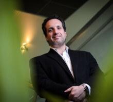 Spongelab founder Jeremy Friedberg