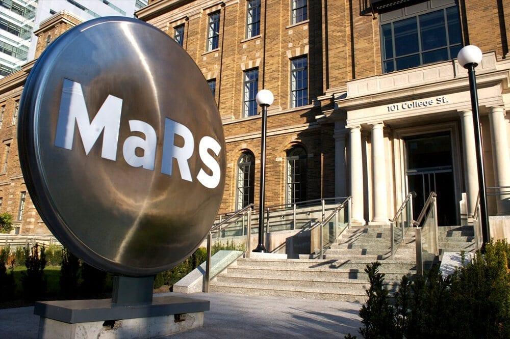 MaRS building 101 College Street