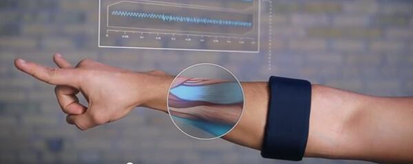 thalmic labs - myo armband