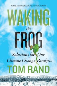 Waking the Frog Tom Rand Book Cover