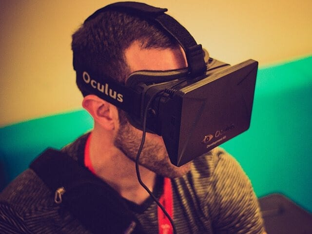 augmented reality oculus