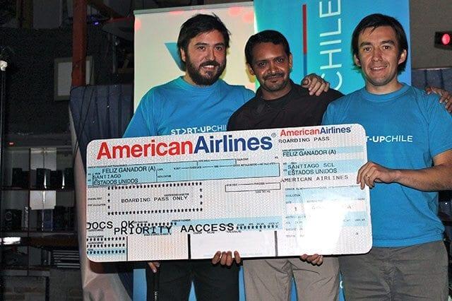 20140523 - SU Chile winner
