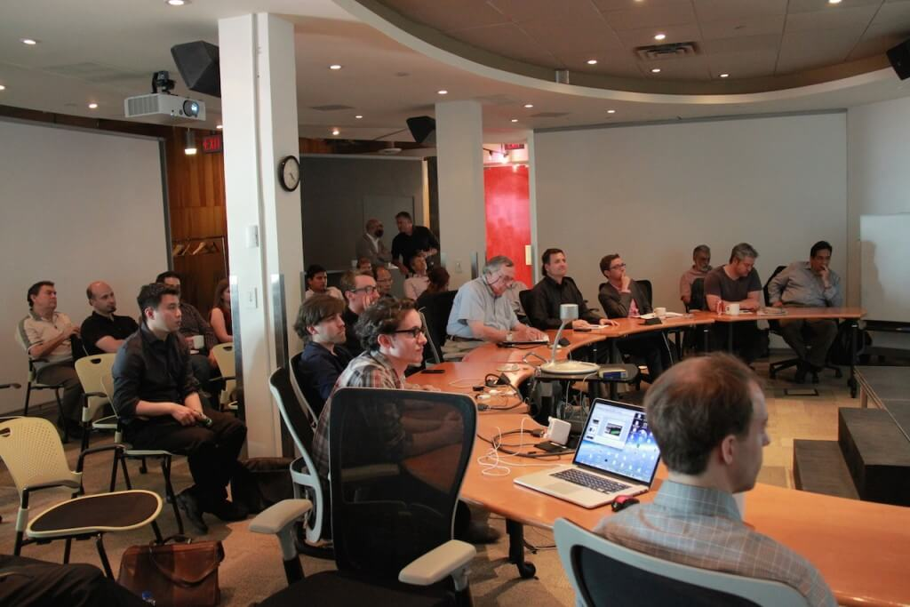 MaRS cleantech venture Autodesk kickoff