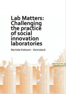 Lab Matters Kennisland