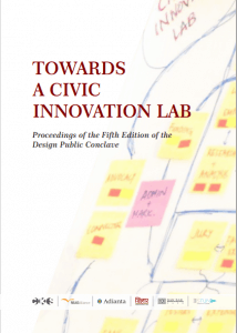 Towards a Civic Innovation Lab