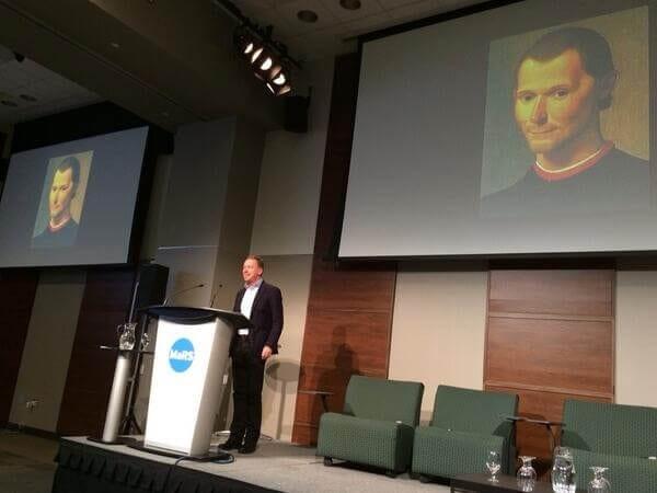 Geoff Mulgan reflection talk
