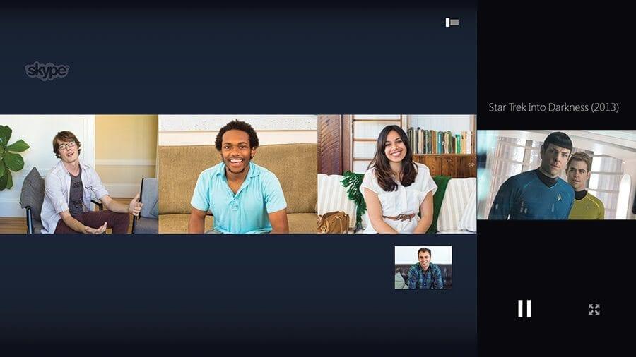 Skype Group Call