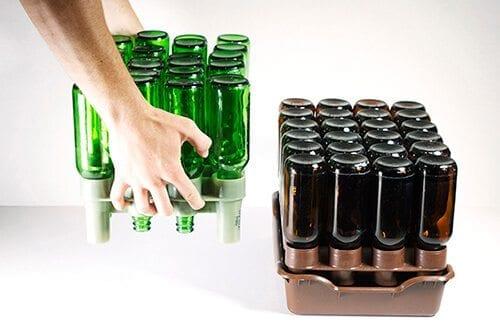 FastRack: Stacking up bottles and major international orders