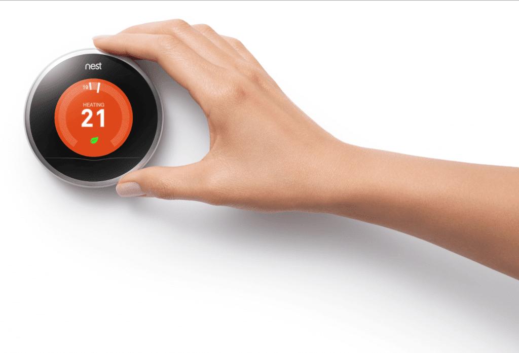 Nest's smart thermostat