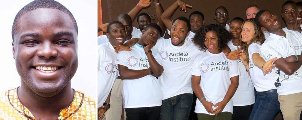 Andela Institute startup