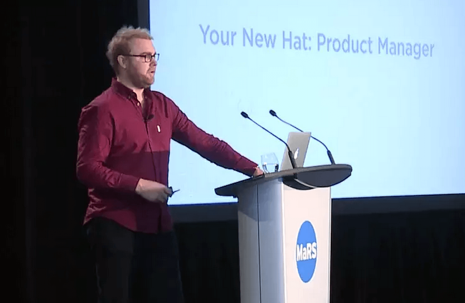Putting on your product manager hat