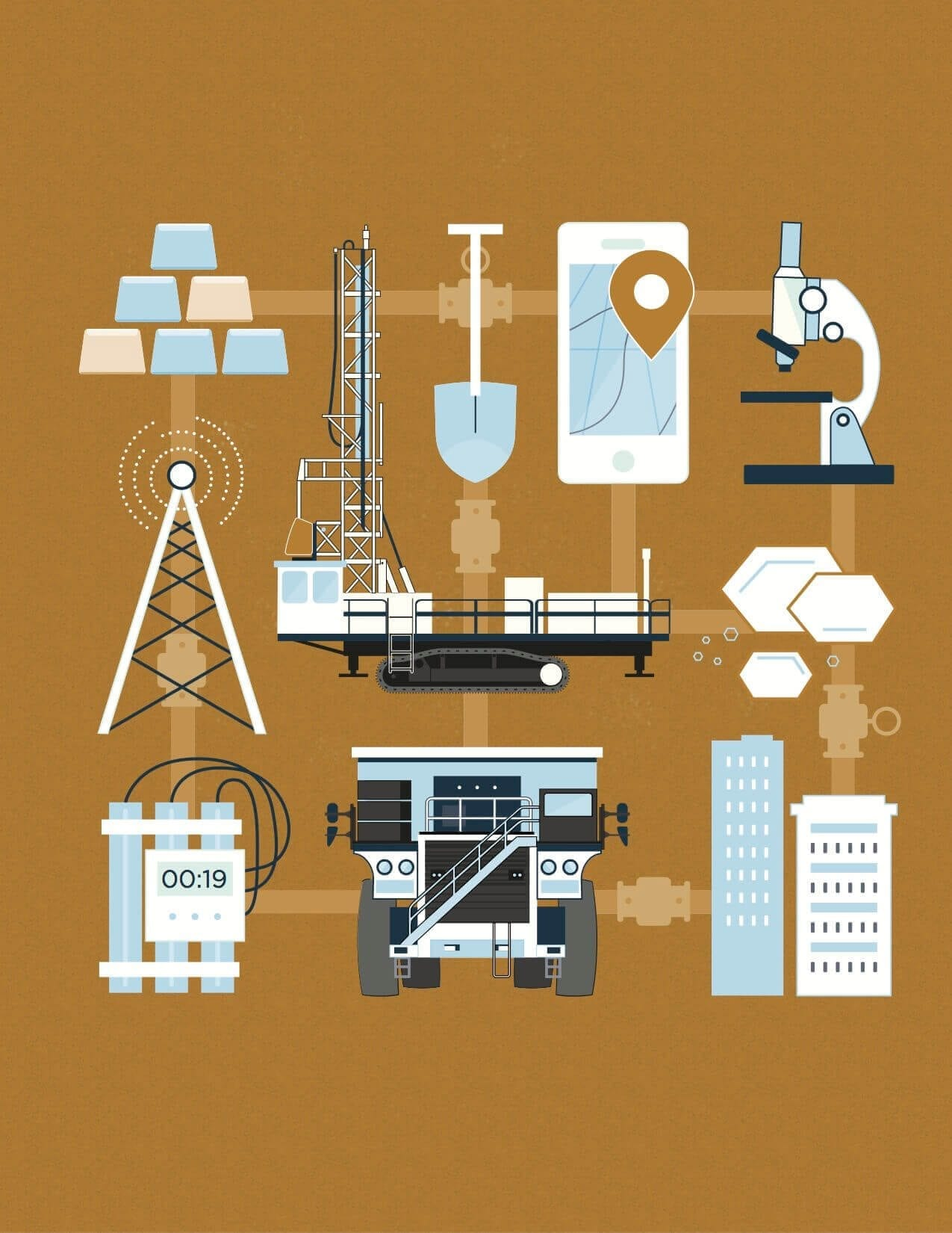 Mining & Metals + Internet of Things: Industry opportunities and innovation