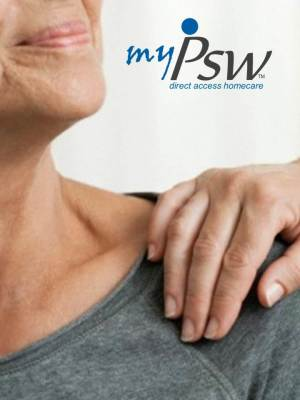 psW hand on shoulder