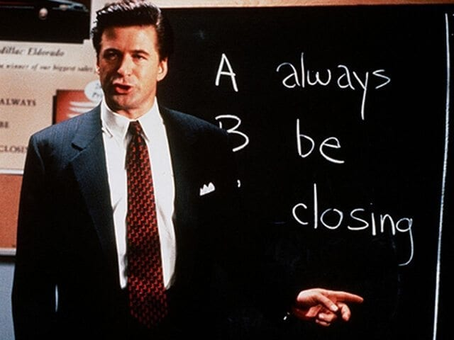 The best sales closings have the most thoughtful openings