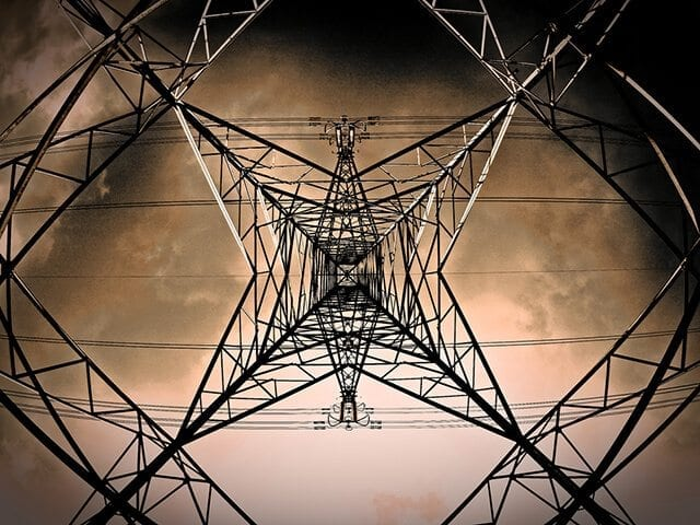 utilities electricity tower