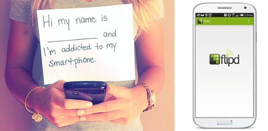Flipd mobile app
