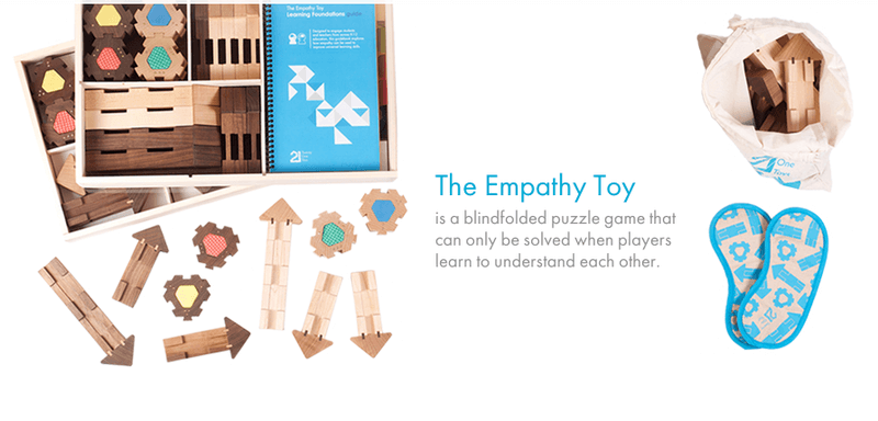 The Empathy Toy by 21