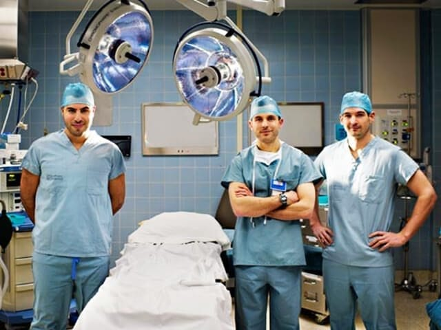 The operating room gets a non-invasive facelift