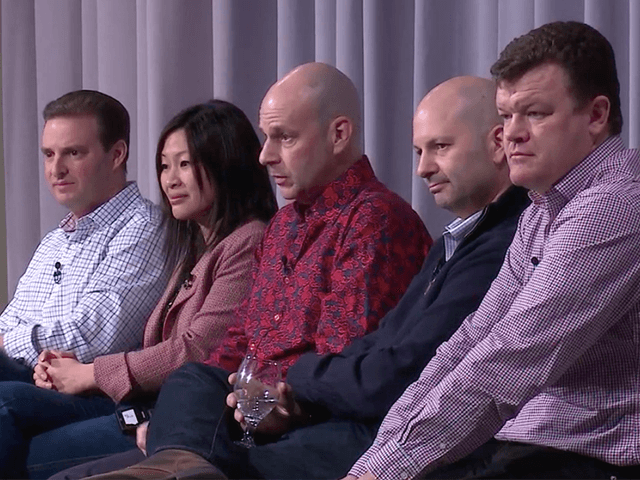 Frank talk: Four tech entrepreneurs discuss their startup experience