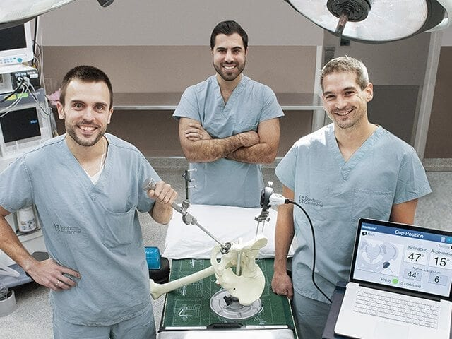 #HumansofMaRS: Making surgery more precise with Intellijoint