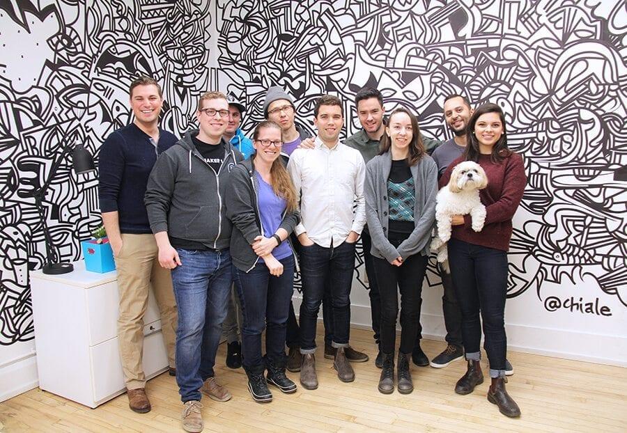 Bitmaker Labs Toronto team