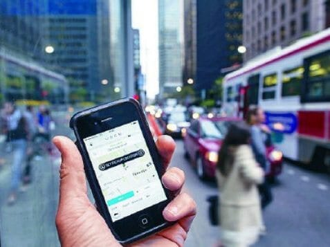 5 recommendations for Uber and other car-sharing services