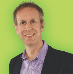 Jeff Ruby, the CEO of Newtopia