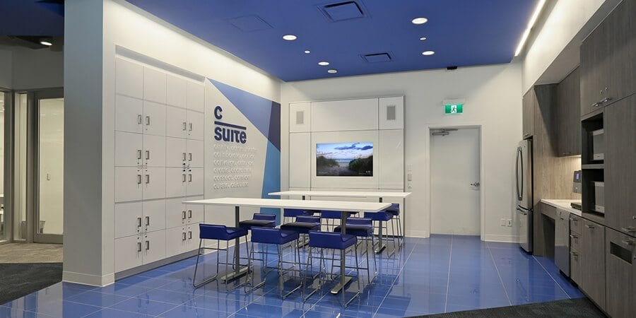 MaRS C Suite - A corporate innovation space in the MaRS Centre
