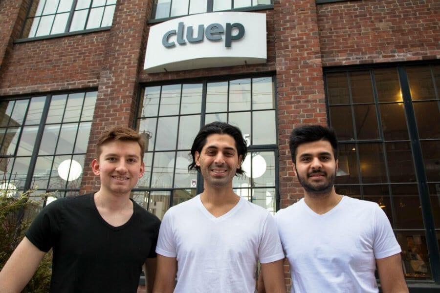 The cluep team