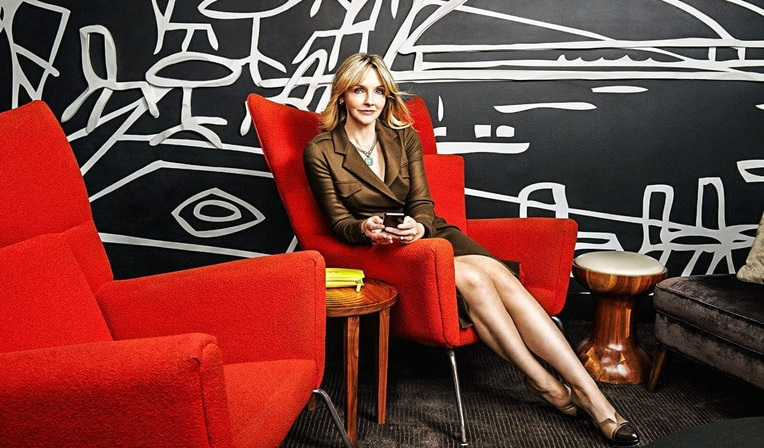 Kirstine Stewart is speaking at the MaRS Verge Corporate Innovation Conference on November 15.