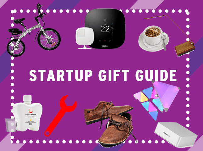 A Startup Gift Guide: Made in Ontario