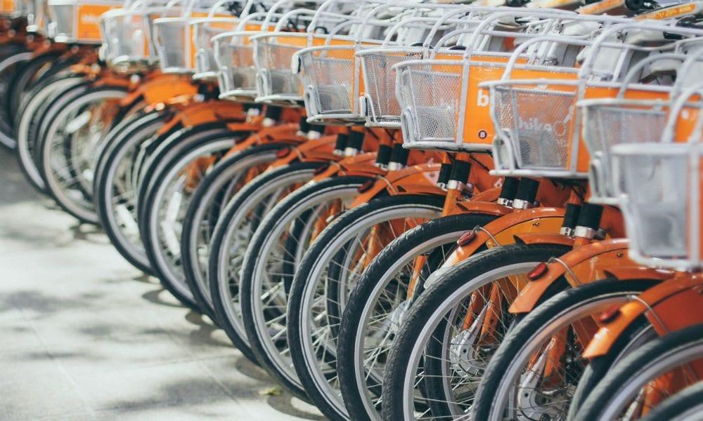 shared bike scheme