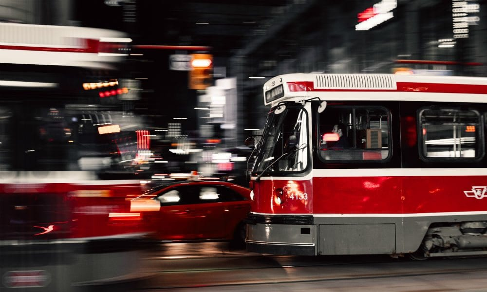 Toronto congestion