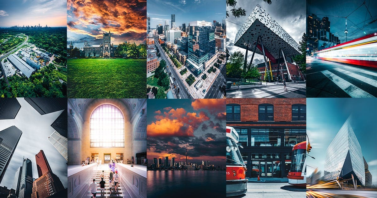 Beautiful photos of Toronto's innovation community