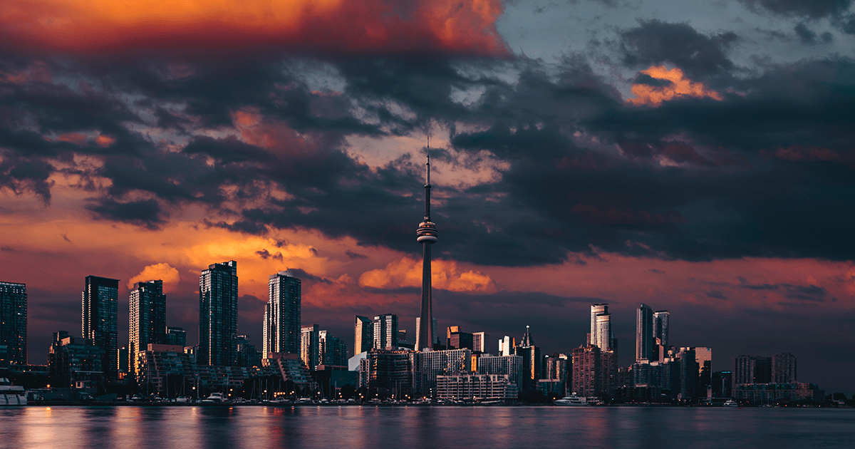 September brought over $1.4 billion in international investment for Toronto's tech ecosystem