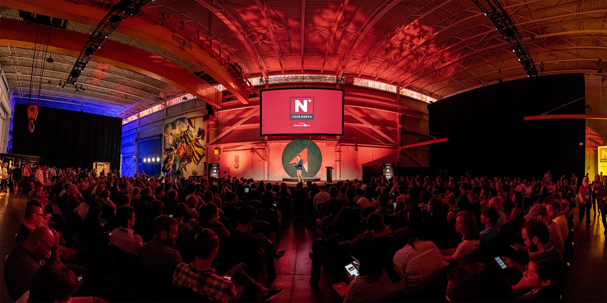 True North tech conference brings scaling startups and free thinkers to Waterloo Region