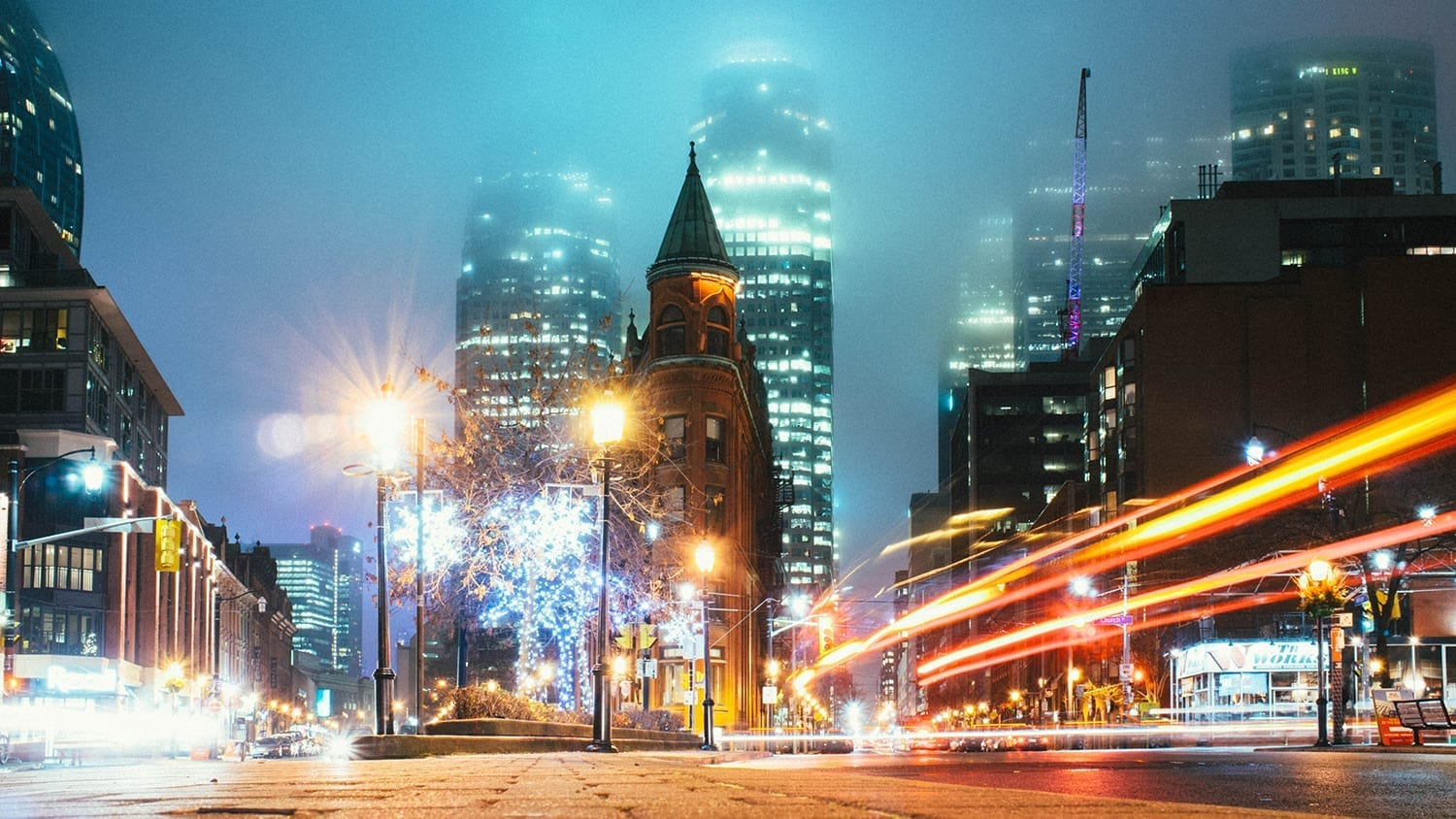 The top tech events in Toronto this December