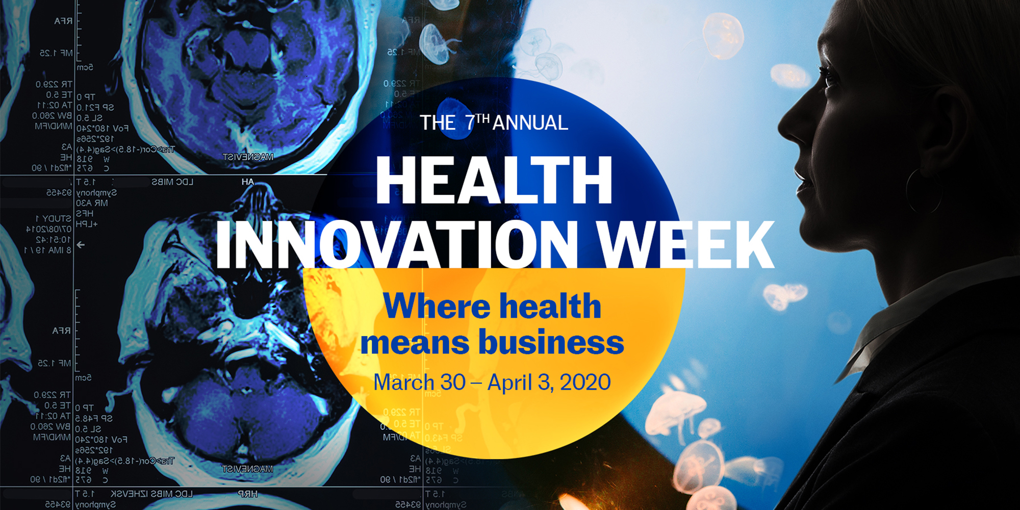 Three key reasons why you need to go to Health Innovation Week