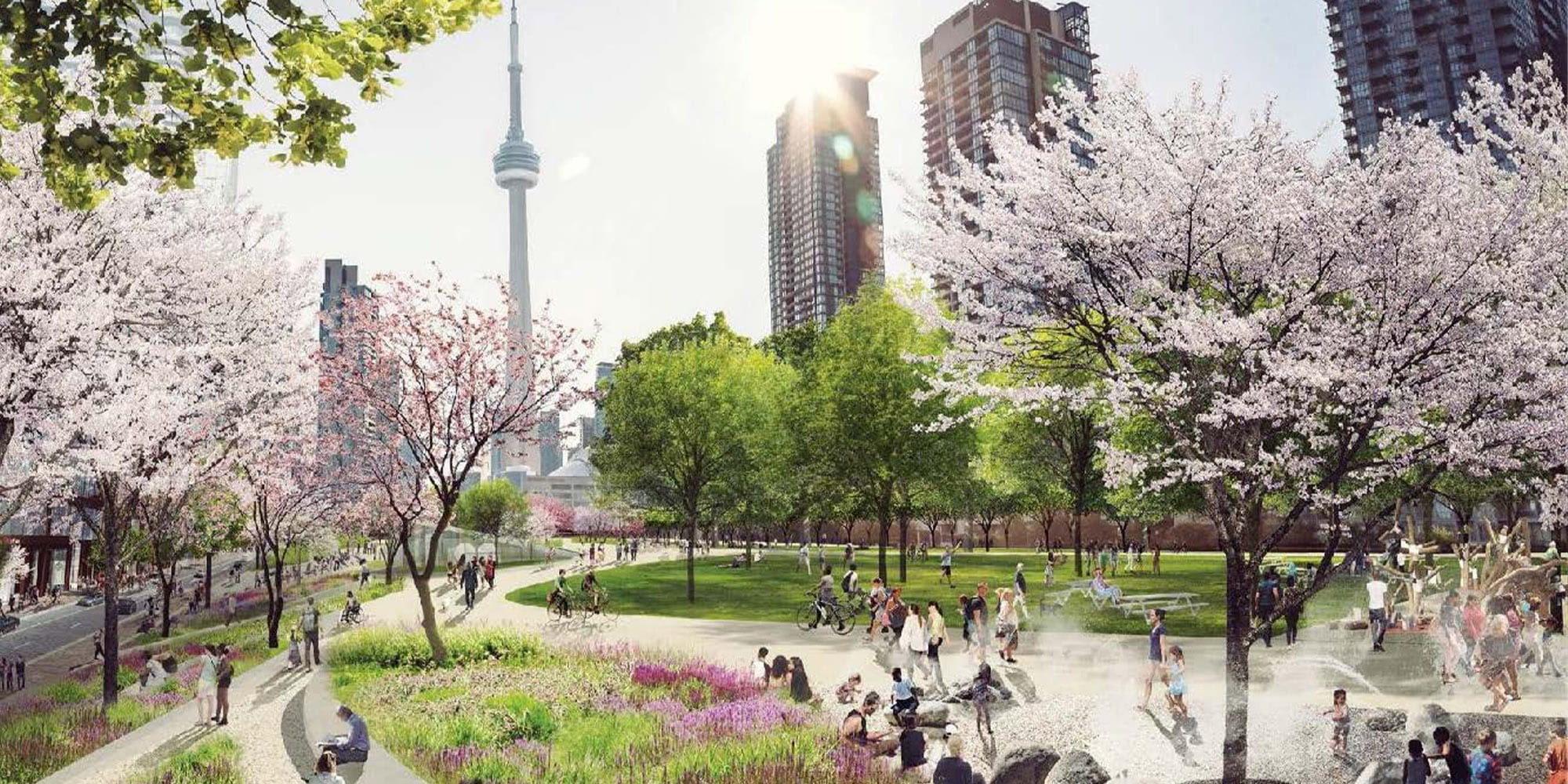 10 Toronto green projects to enjoy when the pandemic is over