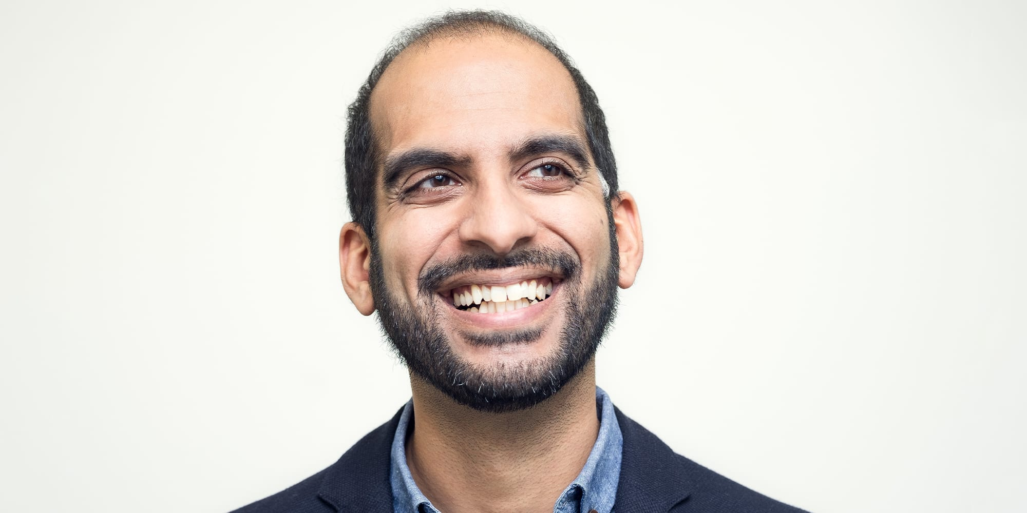 How serial tech entrepreneur Ali Asaria is tackling the biggest challenge of his career
