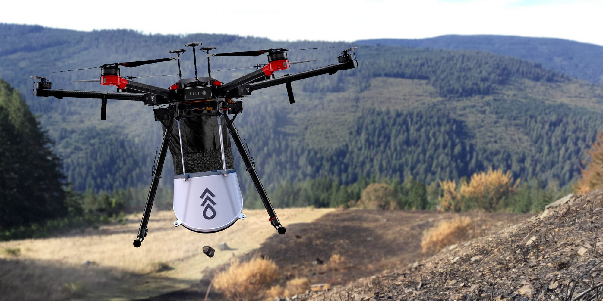How drones are fighting climate change