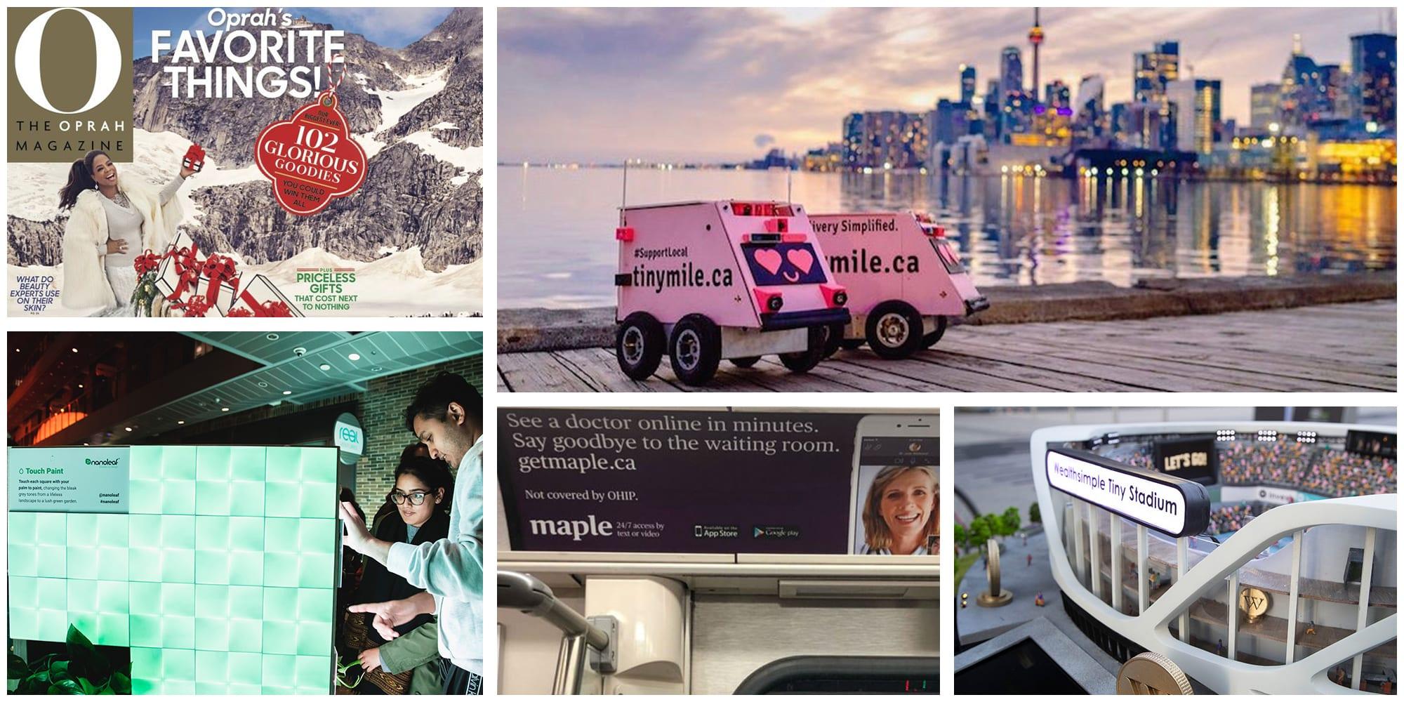 How 5 Toronto startups built their brands