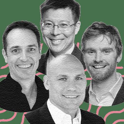 Albert Yoon, Co-Founder; Anthony Niblett, Co-Founder; Benjamin Alarie, Co-Founder, CEO; Brett Janssen, CTO