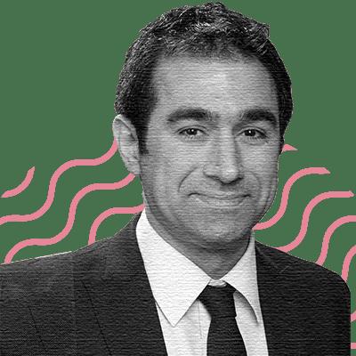 Hossein Rahnama, Founder and CEO