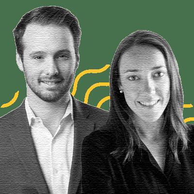 Alyssa Furtado, Co-CEO; James Laird, Co-CEO